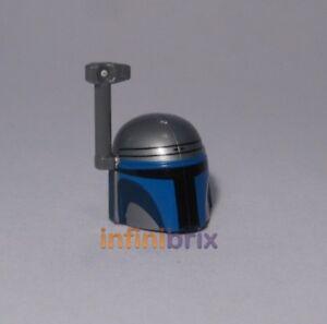 Lego Jango Fett Helmet + Rangefinder from sets 75015 + 75191 BRAND NEW 6032942