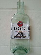 Sale: Bacardi Carta Blanca Bottle clock