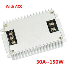 LED advertising screen power 12V/24V to 5V 30A DC power converter With ACC