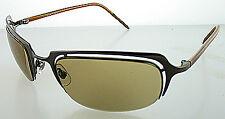 Blinde Bagel Float Dark Bronze Sunglasses Made in Japan Titanium Frame 3001-14