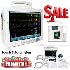 ICU Vital Signs Monitor paziente, 6 parametri, Touch Screen, CONTEC