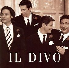 Il Divo by Il Divo (CD, Apr-2005, Columbia (USA))MINT! FACTORY SEALED!