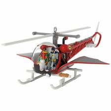 Hallmark 2017 Batcopter Batman Ornament