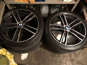 BMW 719 M 18 F20 F21 e F22 F23 completi di gomme Bridgestone Potenza S001