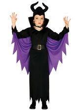 Childrens Maleficent Style Evil Queen Costume