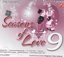 SEASONS OF LOVE 9 - NEW BOLLYWOOD 2CD SET