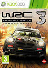WRC 3: FIA World Rally Championship 3 ~ XBox 360 (in Great Condition)