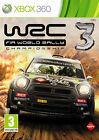 WRC 3: FIA World Rally Championship 3 ~ XBox 360 (in Great Condition)