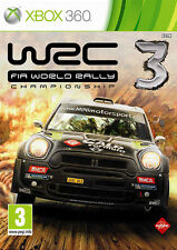 wrc 3: fia world rally championship 3 ~ xbox 360 (in hervorragendem zustand)