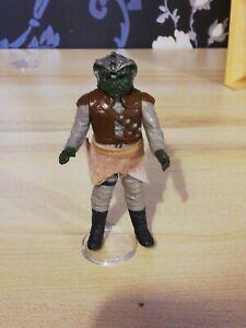 Vintage Kenner Star Wars Klaatu action figure, ( ref L964)