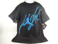 "NEW Nike Boys ""Flight"" Jumpman T Shirt Size Large 950223"