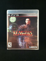 Magus (Playstation 3) Brand New / Region Free