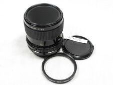 CANON FD 50mm f3.5 MACRO LENS W/CAPS&FILTER L@@K