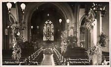 Meltham Mills. Harvest Festival, St James's Church 1907.