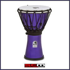 TOCA 7″ FREESTYLE COLORSOUND DJEMBE HAND DRUM – VARIOUS COLOURS