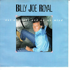 BILLY JOE ROYAL Out Of Sight and On My Mind VG(+) 45 RPM P/S VG++
