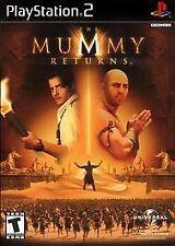 Mummy Returns (Sony PlayStation 2, 2001)