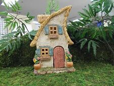 Mg150 Marshall Garden Merrifield House Dollhouse Fairy Faerie Gnome Whimisical