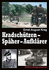 E. August Krag Kradschützen, Späher, Aufklärer Buch