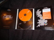 2 CD BOXSET Alive Network Present THE ARTIST COLLECTIVE Limited Edition MUSIC