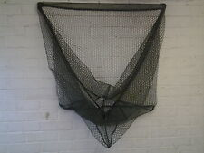 """Latex rubber 36"""" Landing Net with folding arms and spreader block. 42"""" also."""