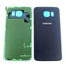 Back Cover Battery Cover Blue for Samsung Galaxy S6 Edge G925F Shell Rear