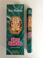 Wholesale Hari Darshan Ethical Incense 120 Stick Box Shree Ganesha Fragrance