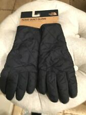 The North Face Women's Rosie Quilt Sherpa Gloves TNF Black Size Medium