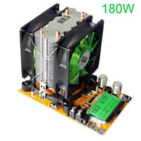 180W Constant Current Electronic Load 200V 20A Battery Discharge Capacity Tester