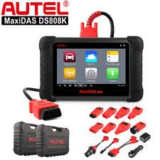 Autel MaxiDAS DS808K Pro Auto Diagnostic Tool OBD2 Fault Code Reader Scanner