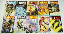 38 Solar Man of the Atom comics - wholesale lot - no duplication - Valiant