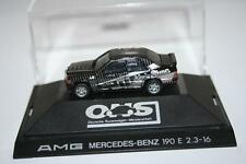 Herpa 1:87: AMG Mercedes-Benz 190 E 2.3-16, Präsentationsbox