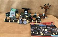 4709 Lego Complete Harry Potter Goblet of Fire Graveyard Duel minifigures book