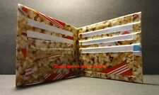 Handmade Duct Tape Wallet Movie Night