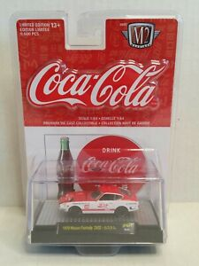 M2 Machines Coca-Cola Japan 1970 Nissan Fairlady Z432 Red White