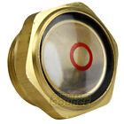 3/4' Puma Air Compressor Oil Sight Glass & Gasket OEM Replacement New 2303022B