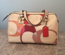 Coach Patent Leather 17186
