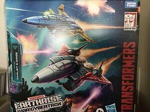 Transformers War for Cybertron Earthrise Seekers Elite Hasbro Ramjet Dirge MISB