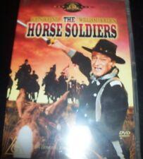 The Horse Soldiers (John Wayne William Holden) (Australia Region 4) DVD – New