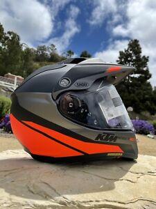 "RARE ""KTM ED""SHOEI-Hornet X2-Aerodynamic Adventure Helmet(Aria xd4,bell,agv,hjc)"