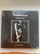 the weeknd trilogy vinyl Partially Sealed