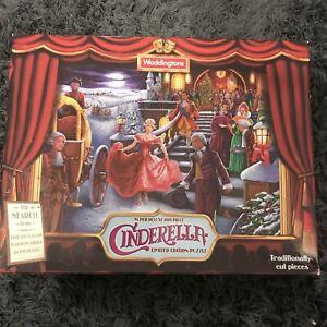 Waddingtons 'Cinderella' limited Edition 1000 Piece Jigsaw Puzzle