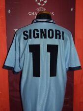 BEPPE SIGNORI LAZIO 1995/1996 MAGLIA SHIRT CALCIO SOCCER FOOTBALL JERSEY MAILLOT