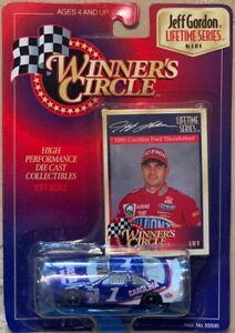 Jeff Gordon #24 Chevy Monte Carlo NASCAR '97 Winners Circle Lifetime Series #5/6