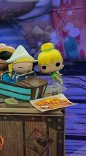 FUNKO POP TINKERBELL Flying DISNEY TREASURES Tiny Town EXCLUSIVE Figure Pixie