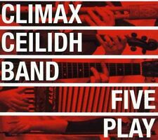 The Climax Ceilidh Band - Five Play [CD]