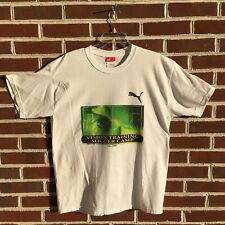 "PUMA ""Vision Training Soccer Camp"" est. 1981 Short Sleeve T-shirt White Size L"