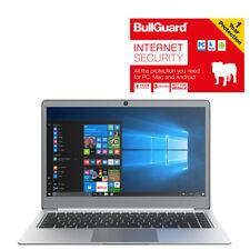 "Linx Ultraslim Laptop 14"" Pentium 4GB 64GB HDD With BullGuard Internet Security"