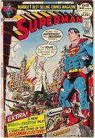Superman 248 1st Series DC 1972 VF Carmine Infantino Lex Luthor