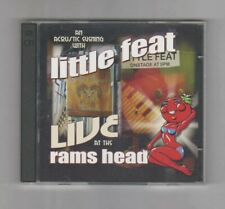 (CD) LITTLE FEAT - Live At The Rams Head / Acoustic / 2 CD